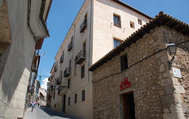 Hotel Convento del Giraldo 4*,  2 días de descanso en Cuenca