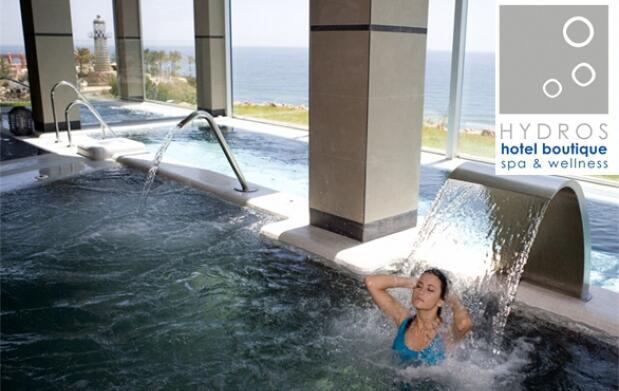 Plan de lujo para 2: Spa y Menú en Hydros