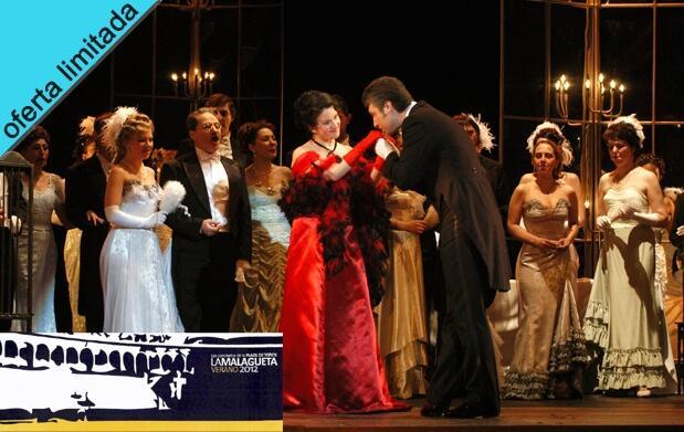 La Traviata en La Malagueta