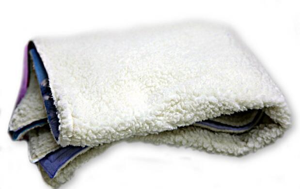 Nuevas mantas personalizadas con borreguillo