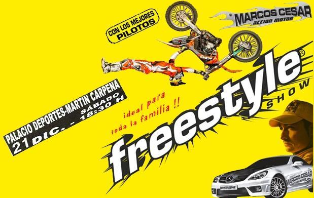 Freestyle Motor Show de Marcos César