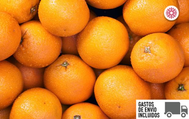 10 kg de naranjas o mandarinas
