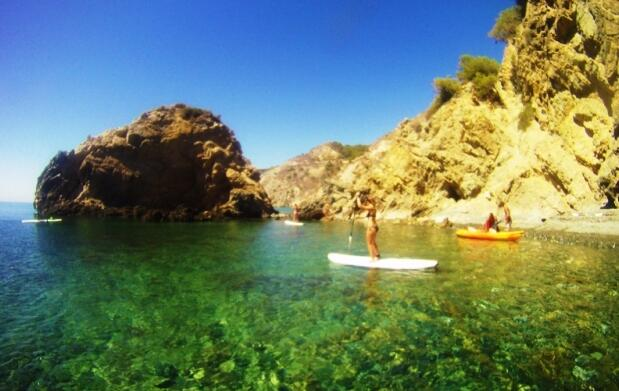 Excursión en Stand Up Paddle Surf