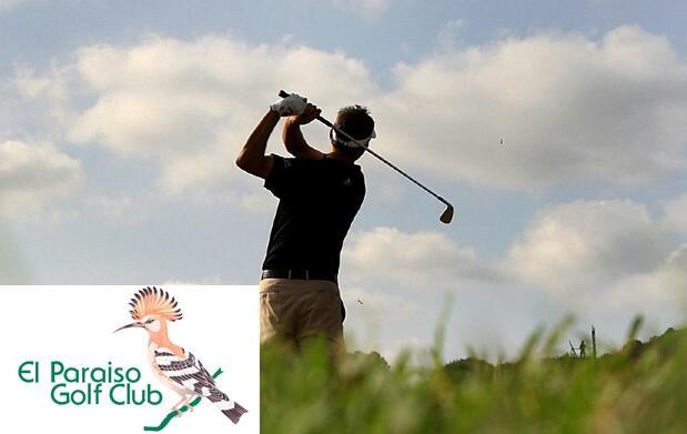 Green fee 18 hoyos en El Paraíso Golf