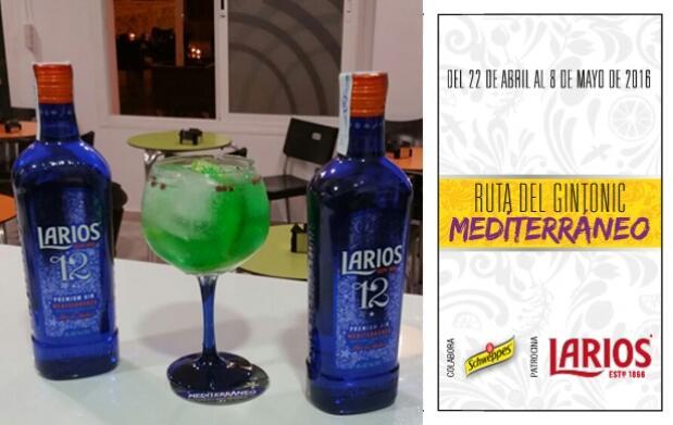 2 Gin-Tonics en Platea de Mitjana