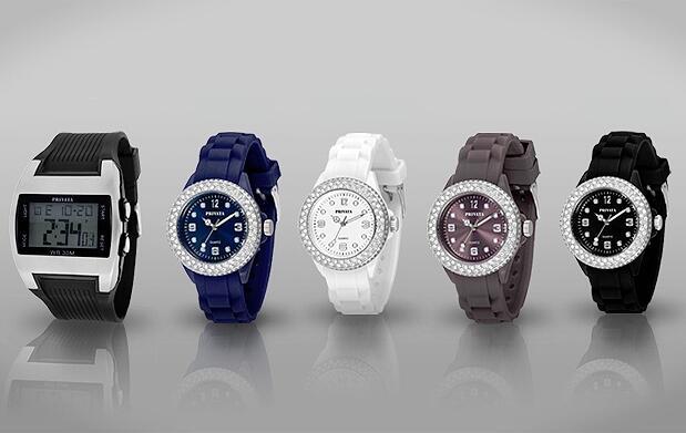Sorprende a tu pareja con estos elegantes relojes