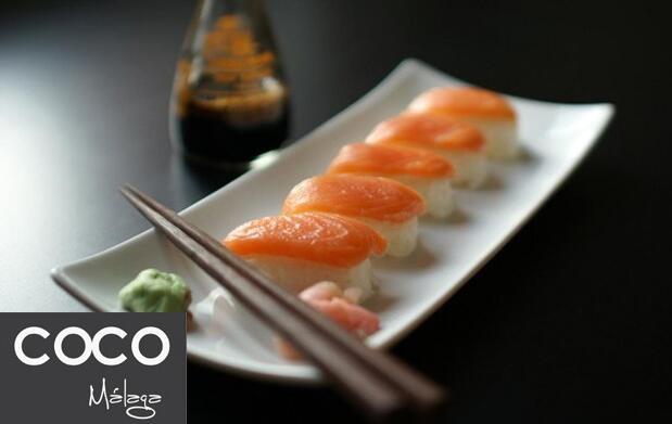 Sushi para 2 personas para llevar