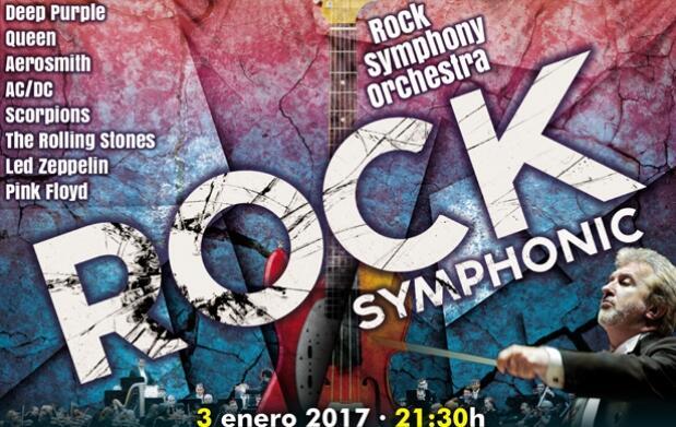 Invitación a Rock Symphonic + Menú en Kaleido