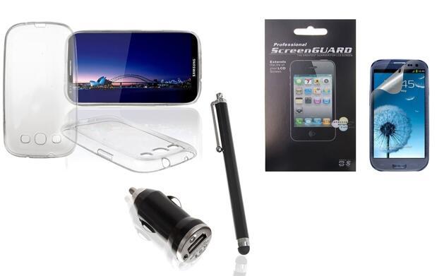 Pack de accesorios Samsung Galaxy III