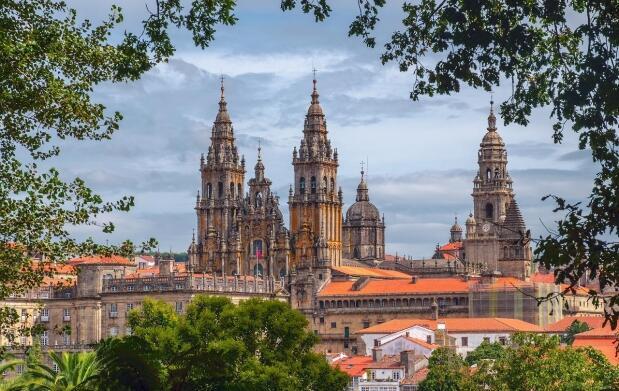 Viaje 7 días, Galicia Rias Baixas