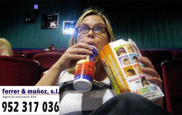 Seguro dental Axa + 2 entradas de cine