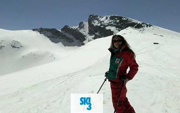 Clases de esquí o alquiler de material