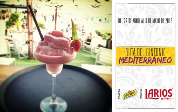 2 Gin-Tonics en Small Café