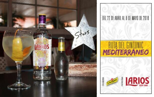 2 Gin-Tonics en Stars Café