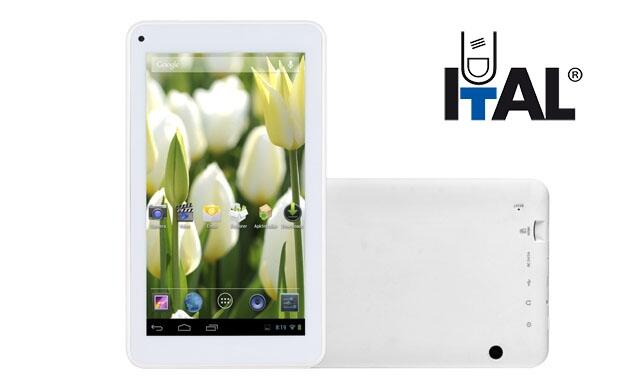 Tablet 7'' T71 ITAL - Android