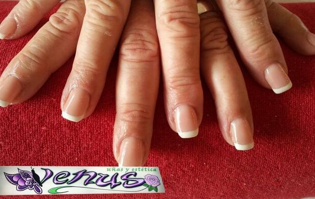 Tu manicura con uñas de gel