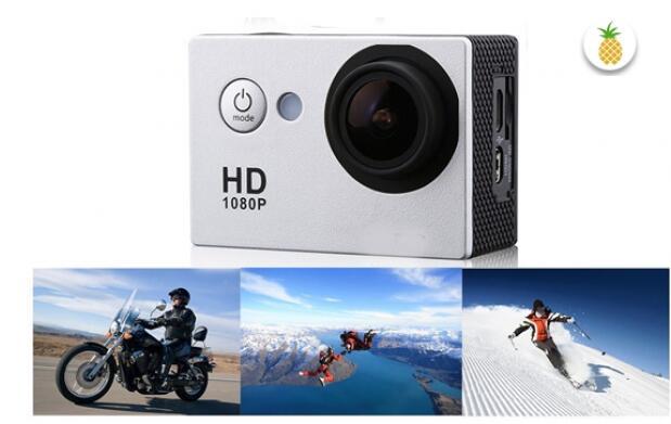 Videocamara deportiva waterproof Full HD 1080p