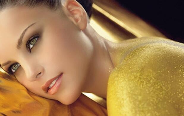 El baño de oro de Cleopatra + spa