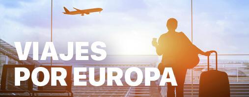 Viajes por Europa