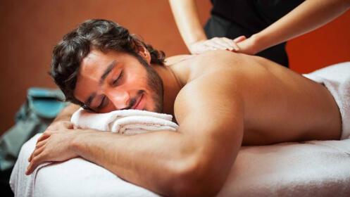 Masaje en ducha Jet para dos personas