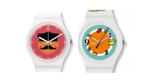 Reloj Swatch varios modelos goma
