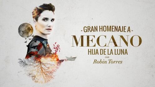 "Entrada tributo a Mecano ""Hija de la Luna"""