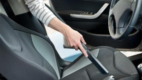 Lavado manual, interior y exterior de coche con tratamiento de ozono
