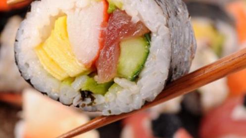Taller de sushi en La Mesa Málaga
