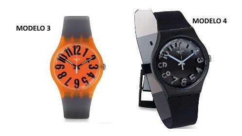 Regalo para el día del padre: Reloj Swatch varios modelos