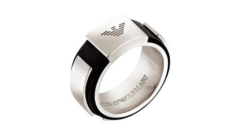 Regalos Día del Padre: anillo Emporio Armani (talla 24)