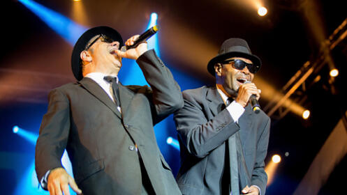 Entrada concierto The Original Blues Brothers Band 7 de agosto
