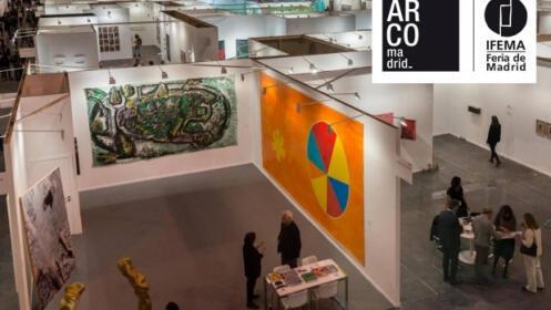 Madrid - Feria Internacional ARCO: 2 Entradas + Hotel NH Ribera de Manzanares 4*
