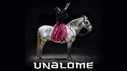 Entradas para UNALOME, un espectáculo de teatro ecuestre irrepetible