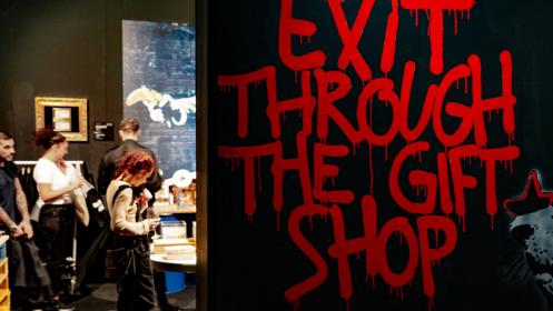 Entrada general exposición 'Banksy: the art of protest'