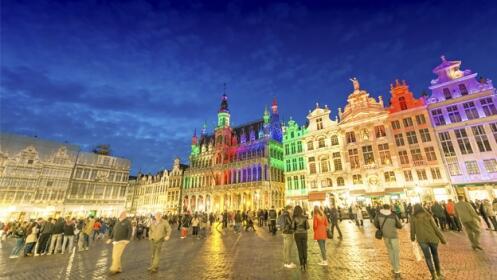 CityBreak Gastronómico de 4 días y 3 noches en Bruselas con vuelos y hotel incluido