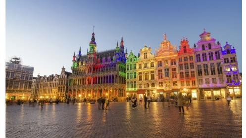 Bruselas para dos