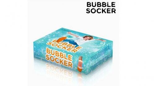¡Bubble Socker ha llegado!