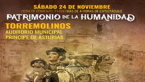 Entrada Carnaval en Torremolinos – Patrimonio de la humanidad
