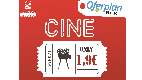 Celebra el Black November y disfruta de los mejores estrenos de cine por solo ¡1.90 €!