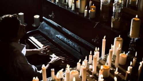 Entrada para 1 Piano y 200 velas Torremolinos
