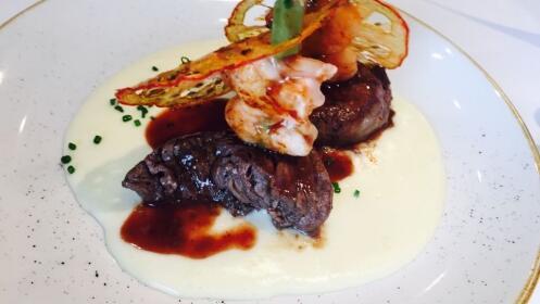Menú para 2 o 4 personas en Ocean Vincci Málaga