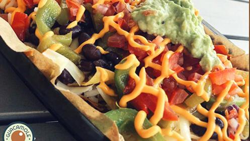 Menú para 2 en Guacamole Mexican Food