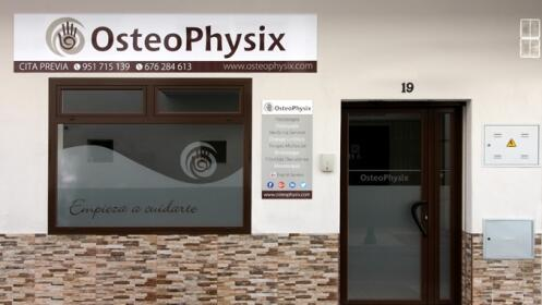 1 o 3 sesiones de fisioterapia ostepática