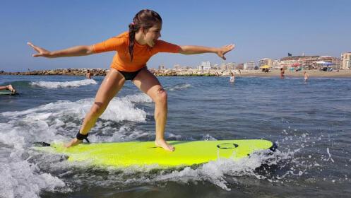 1 o 2 horas de Paddle Surf desde 8€