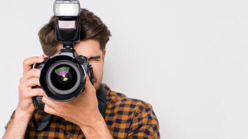 Experto en fotografía y tratamiento de imágenes con Photoshop
