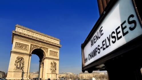 Escapada romántica a París, 3 días con vuelos incluidos