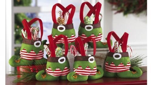 ¡Portachuches Elfo!