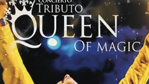 Entrada para el concierto tributo a Queen en Málaga