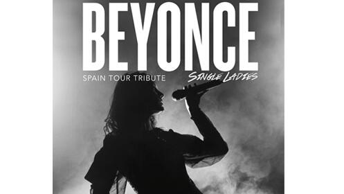 Entrada para el espectáculo Tributo a Beyonce de María Badel