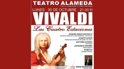 """Entrada individual para Vivaldi """"Las cuatro estaciones"""""""